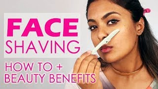 Face Shaving For Women + Do's And Don'ts