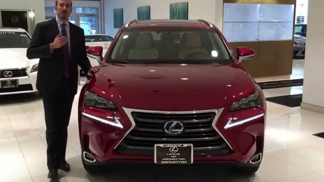 lexus of manhattan lexus nx 300h youtube lexus of manhattan lexus nx 300h youtube