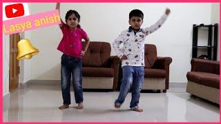 Lasya Anish Dancing On CHANDA CHAMKE CHAM CHAM(Fanaa)..
