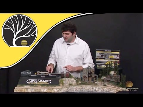 Tidy Track | Model Train Maintenance System – Model Railroad & Scenery | Woodland Scenics