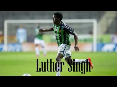 Luther Singh - GAIS / Pure Talent (SIGNED FOR SC BRAGA)
