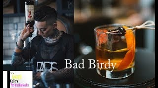 Amazing!!! The Best Bartender Female skill -- Bad Birdy