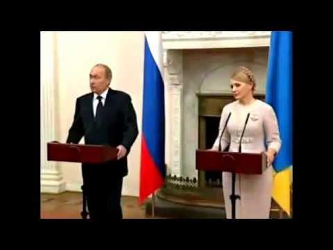 Путин жестко опустил Саакашвили на пресс-конференции!