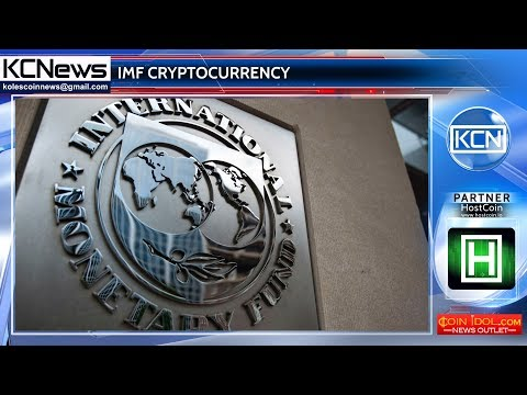 International Monetary Fund plans to create its own cryptocurrency