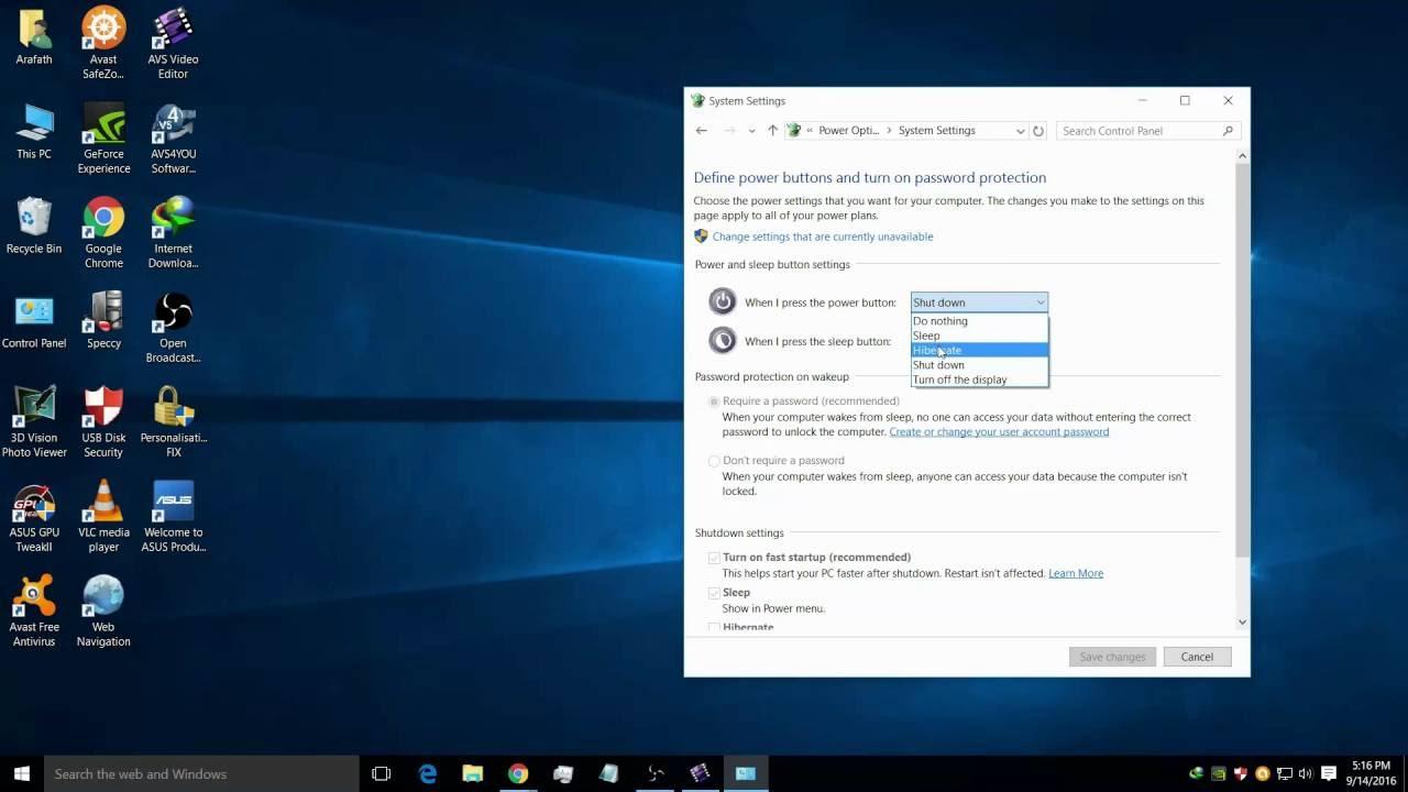 How Do I Change the Power Settings On My Windows 10 ...