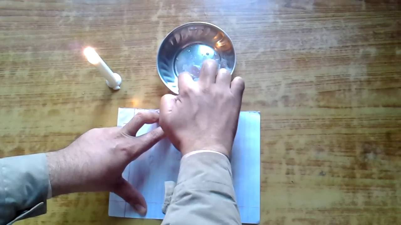 [Hindi] How to write secret messages on paper with invisible ink - science  experiments