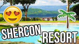 VLOG: Trip To Shercon Resort | Arj Barcelona