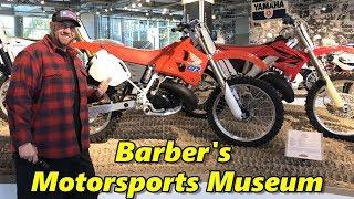 Barbers Motorsports Museum Birmingham, AL