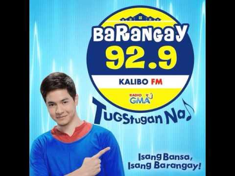 DYRU Barangay 92.9 Kalibo Signing On
