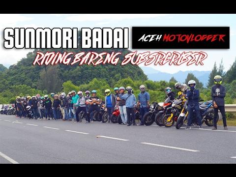 #iqonized Motovlog Indonesia - Banda Aceh ep6: Sunmori Aceh Motovlogger BADAI ABIS !!! Part 1