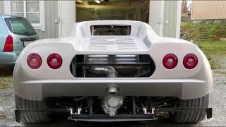 Нереальный кастом СУПЕРКАР на V8 ROX GT
