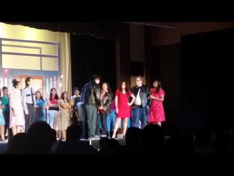 All Shook Up Musical at St Genevieve High School