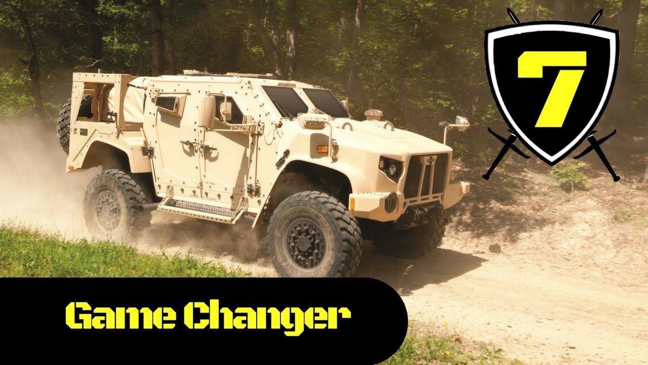 US Marine Corps - Joint Light Tactical Vehicle (JLTV) Humvee ...