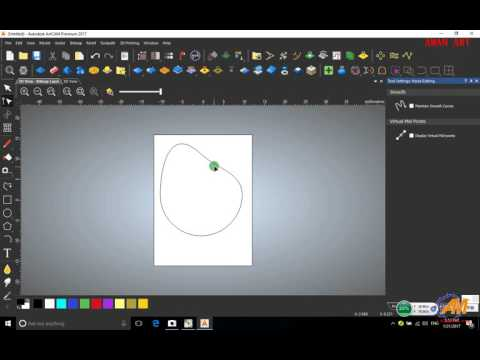 ART JEWELRY cnc engraving machine Lesson1 ArtCAM2017 Plane Mode Design