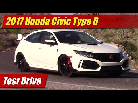 2017 Honda Civic Type R: Test Drive