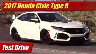 2017 Honda Civic Type R: Test Drive