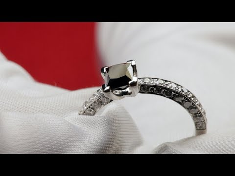 HOW IT´S MADE - BLACK DIAMOND RING