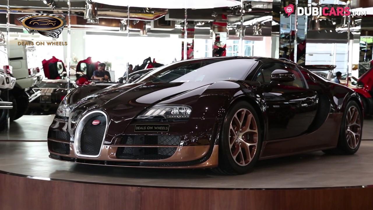 2015 Bugatti Veyron Grand Sport Vitesse Youtube