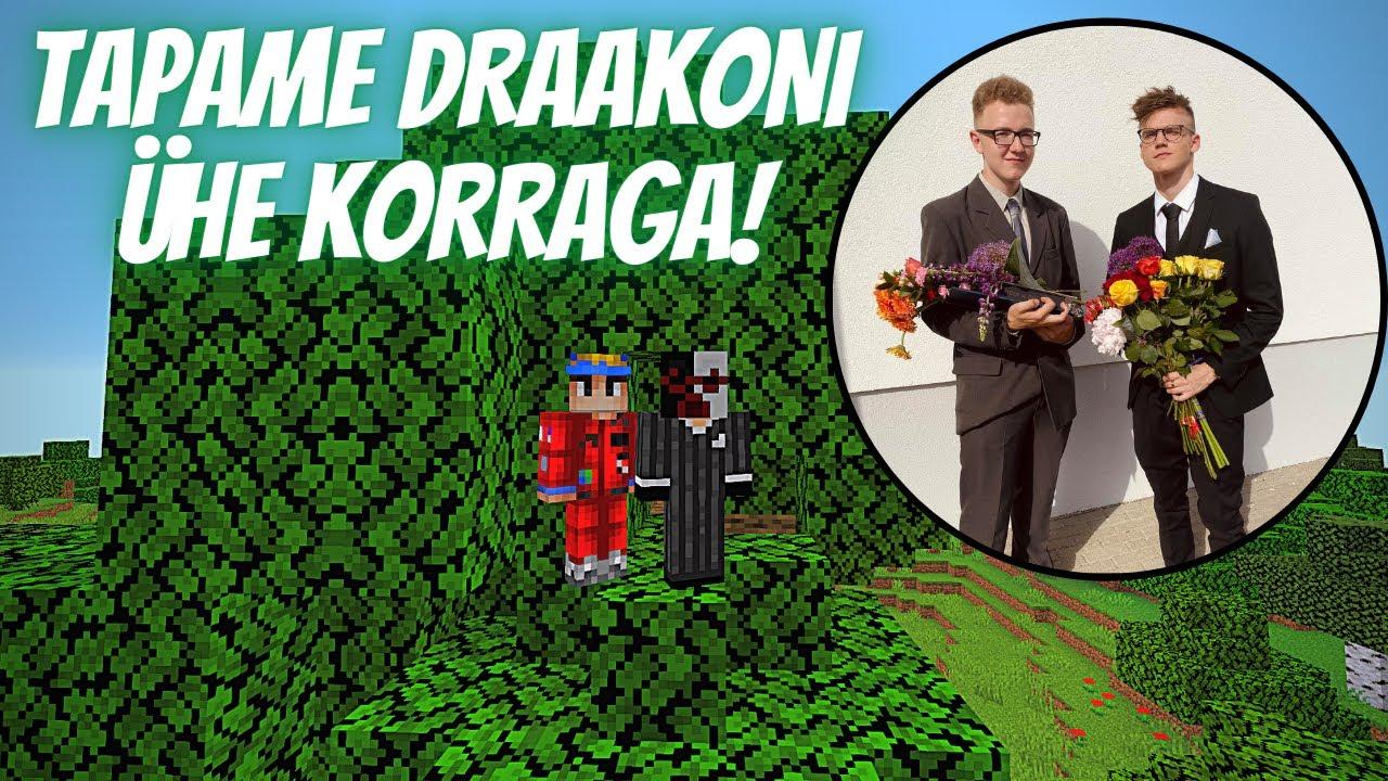 TAPAME ENDERDRAGONI ÜHE KORRAGA! #2