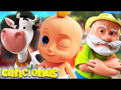 LooLoo – Feliz iba el granjero – Canciones Infantiles | LooLoo – Cantece pentru copii in limba spaniola