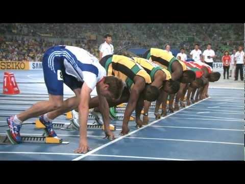 Daegu 2011 Competition: 100m Men Final