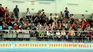 В Рузе прошел матч Мировой лиги по водному поло между сборными России и Хорватии