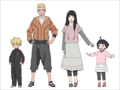 Naruto The Last Character Design Reaction Youtube
