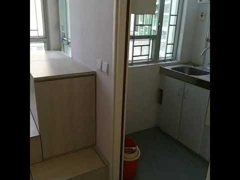 公屋裝修安泰邨一人房👍👍(120)廚房實用 廳房高台床鞋櫃大衣櫃 93530708劉生