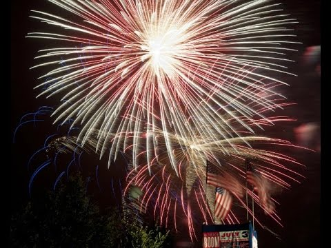 Kaboom Town July 3rd 2015 Fireworks in Addison, TX 75201