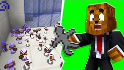 Minecraft - We Made An Army Of Clay Soldiers in Minecraft Battledome | JeromeASF
