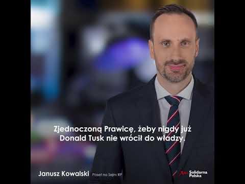 Janusz Kowalski: PO powinna zająć się służbą zdrowia, a nie hejtem, agresją i nienawiścią