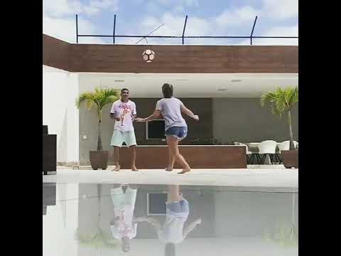 Parejas Jugando Futbol Paolo Guerrero Youtube