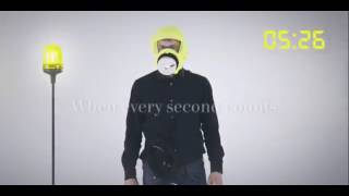 Dräger PARAT Escape Hood Speed Contest