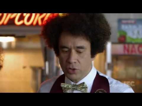 Portlandia - Artisan Movie Theatre Food