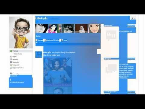 Facebook Sayfa Kasma Yontemi 2012