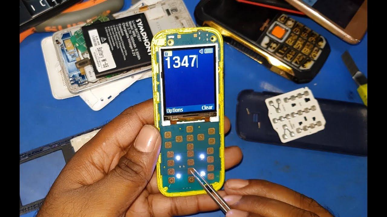 Samsung B310e Keypaid Not Work 0 8 5 2 Keypad Problem Solution 100