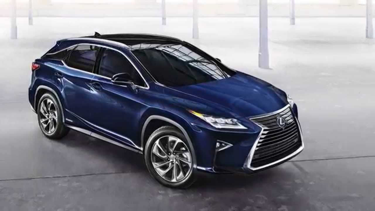 2017 Lexus RX 350 Review