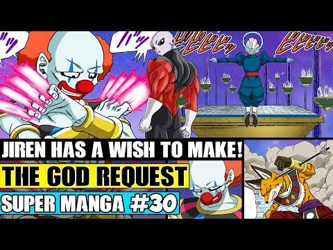 JIREN'S WISH?! Jiren Accepts To Fight But...! Dragon Ball Super Manga Chapter 30 Review English