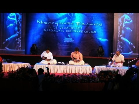 Mandolin Recital - U. Srinivas and U. Rajesh