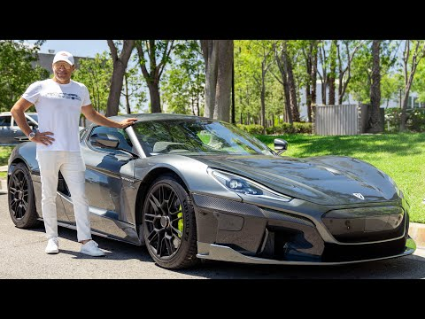 THE RIMAC NEVERA IS THE CRAZIEST ELECTRIC HYPERCAR! || Manny Khoshbin