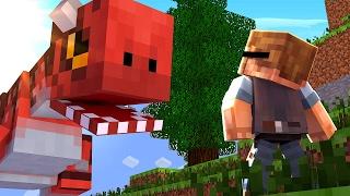 Minecraft Dinosaurs #10 - FRIENDLY CARNIVORES? (Jurassic World Minecraft Roleplay)