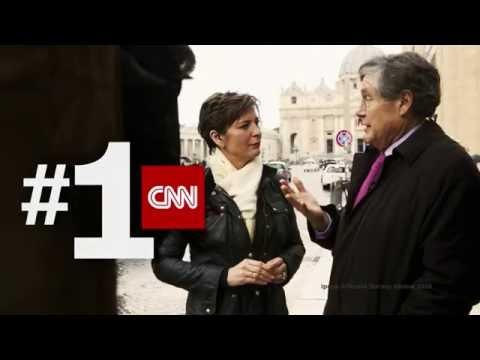 "CNN International: ""Most Watched News Channel"" bumper"