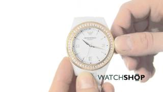 emporio armani ladies ceramica ceramic watch ar1472