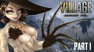 RESIDENT EVIL VILLAGE - LADY D VAMPIRE MOMMY - PS5 LIVE !drink !tequila