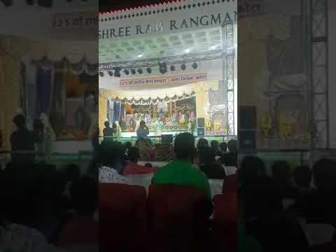 Indra Darbaar Apsara Dance