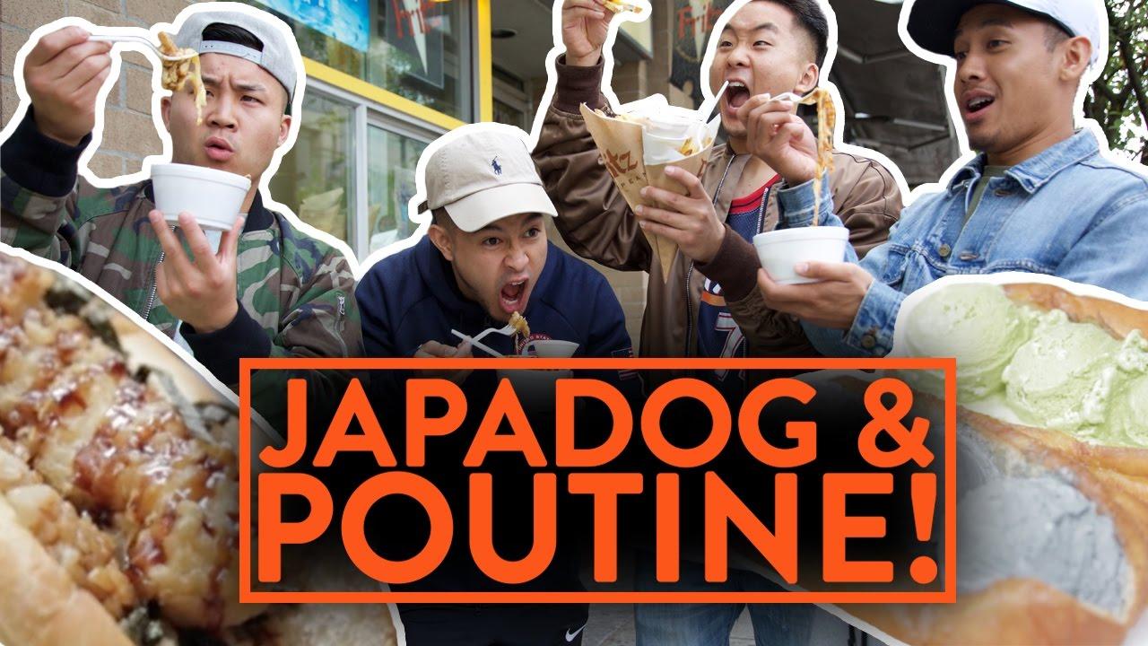 Asian dating fung bros food