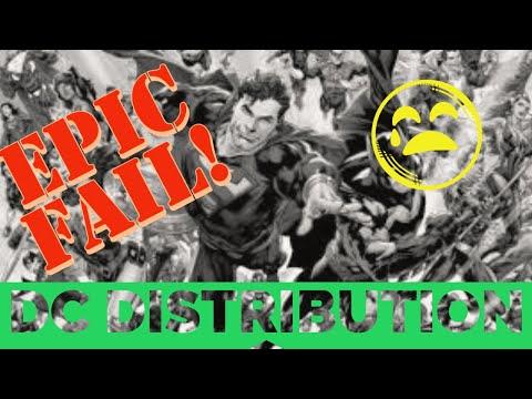 Comic Distribution DEATH SPIRAL: DC Isn't Hepinig!