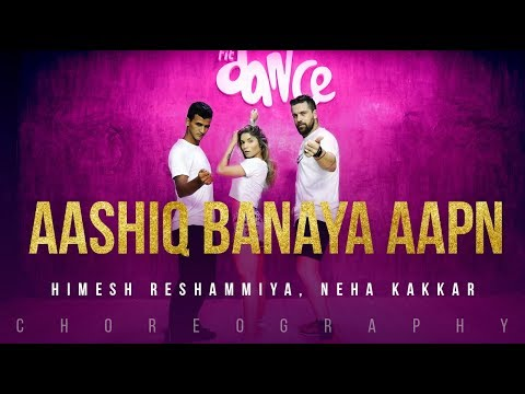 FitDance Channel   Aashiq Banaya Aapne - Himesh Reshammiya, Neha Kakkar (Choreography) Dance Video