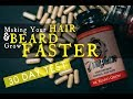 Making Your Hair and Beard Grow FASTER l 30 day Growth Study l Don Juan Hair & Beard Supplements