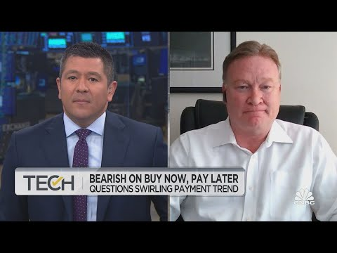 Defaults are a main risk of the Buy Now, Pay Later trend: Argus Research's Biggar